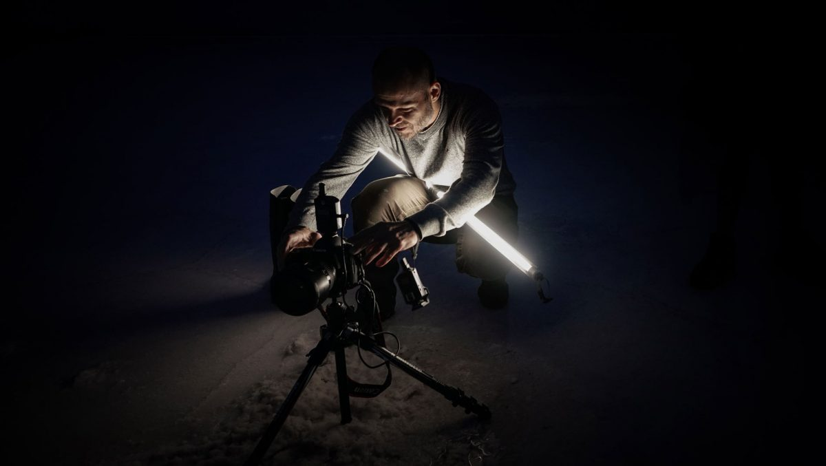 Light Painting Photography Long Exposure