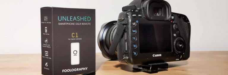 Unleashed DSLR Smart Phone Remote