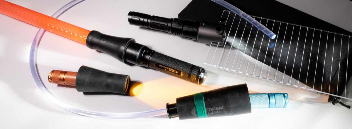 Light Tools and adaptors from different vendors