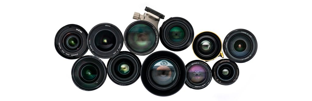 Lenses for Light Painting