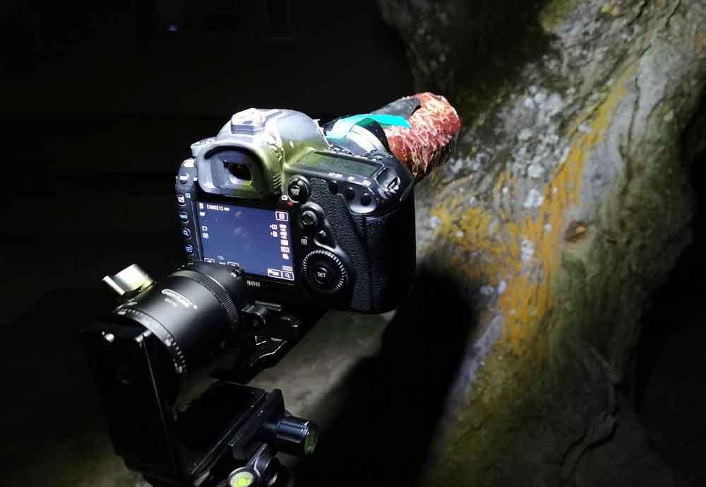 Camera Rotation Setup