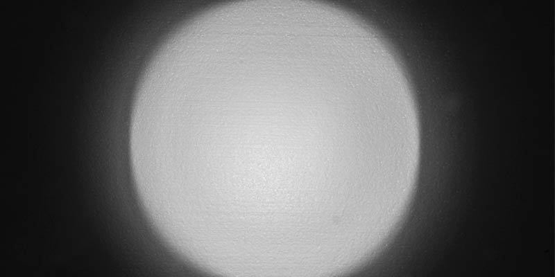 Light Painting Texture Experiment Straight