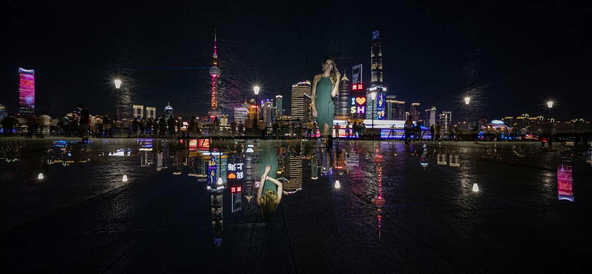 Camera Rotation Shanghai