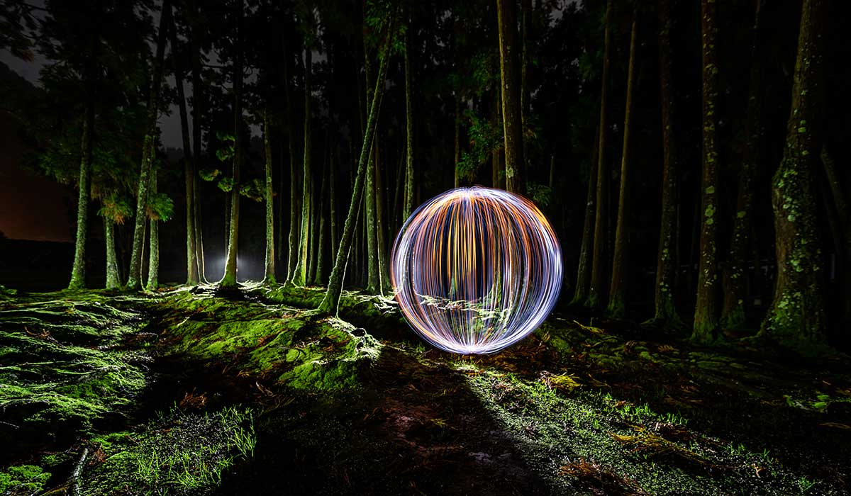 Ball of Light at the Azores