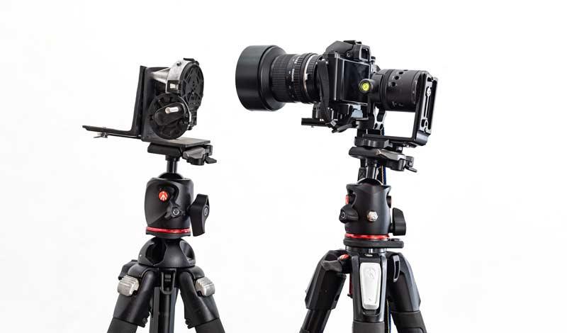 Camera Rotation Device