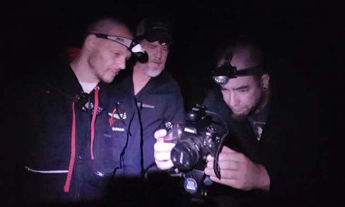 LightPainters MeteorJam Dan Roberts Johnny and Gunnar Heilmann