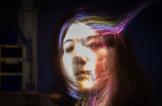 Light Painters - Gunnar Heilmann meeting Yang Xiao in Bejing