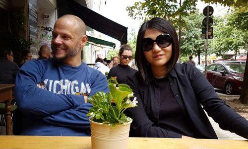 Yang Xiao in Berlin