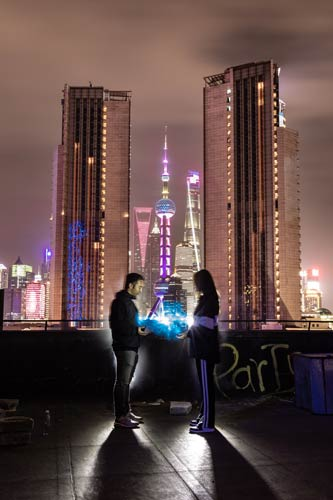 How i came to Love Light Painting